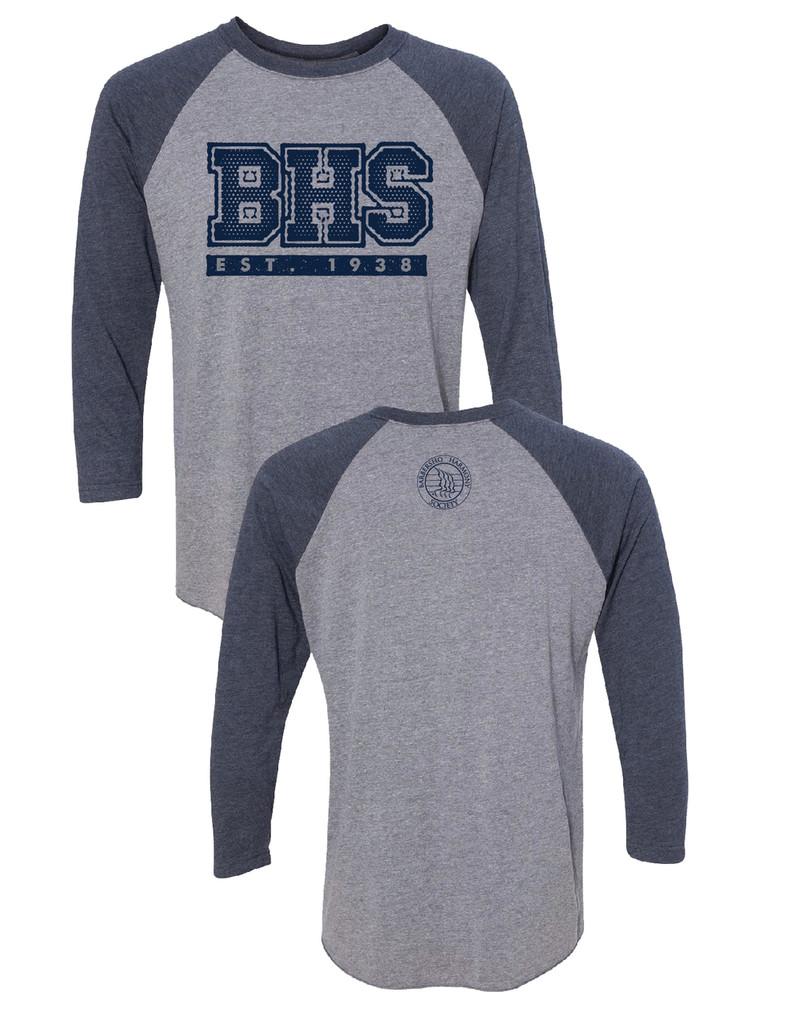 BHS Baseball Tee - Unisex