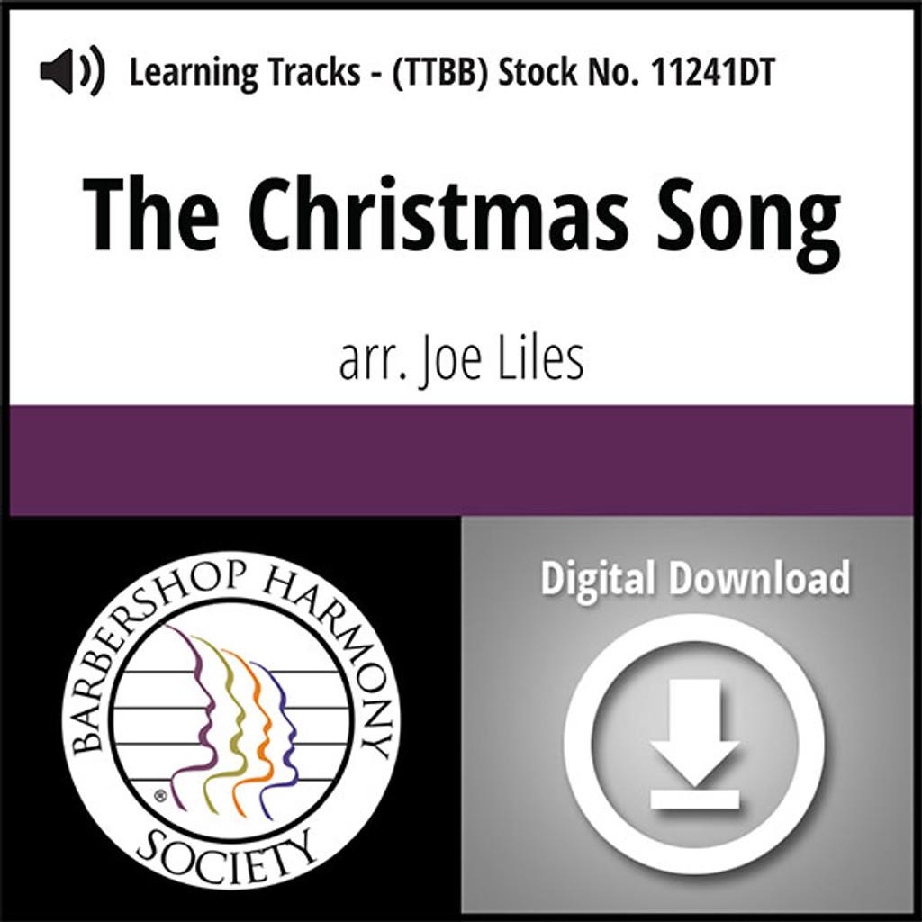 The Christmas Song (TTBB) (arr. Liles) - Digital Learning Tracks - for 7696
