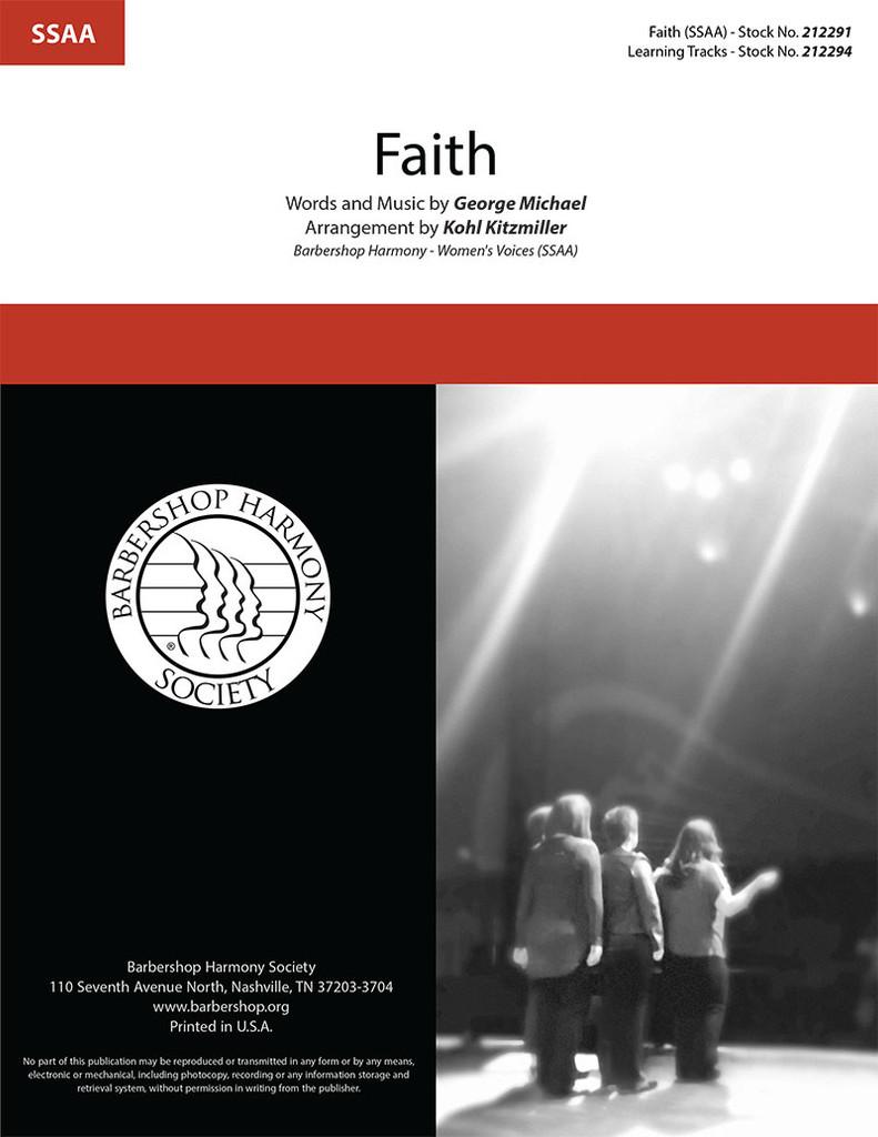 Faith (SSAA) (arr. Kitzmiller)