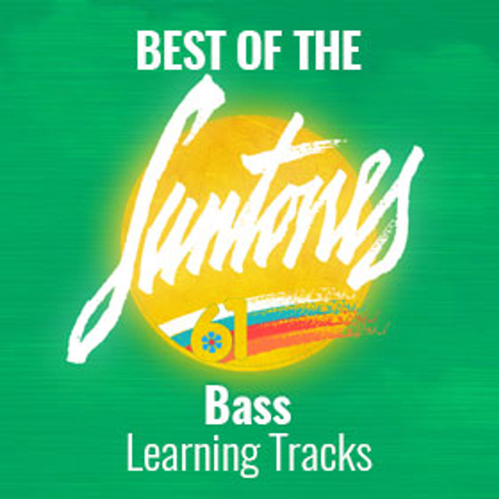 Best of the Suntones (Bass) - Digital Learning Tracks - for 211535
