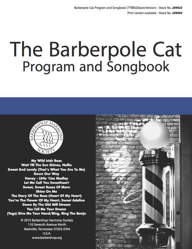 Barberpole Cat Songbook Vol. I - Download