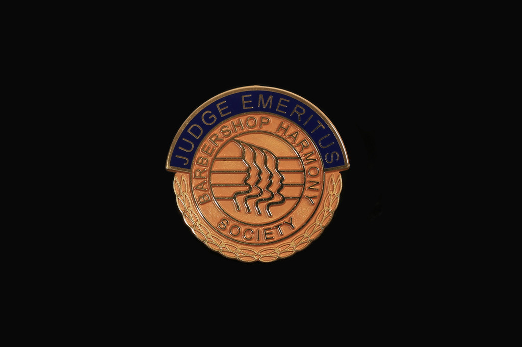 Judge Emeritus Lapel Pin