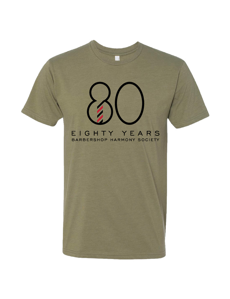 80th Anniversary T-Shirt