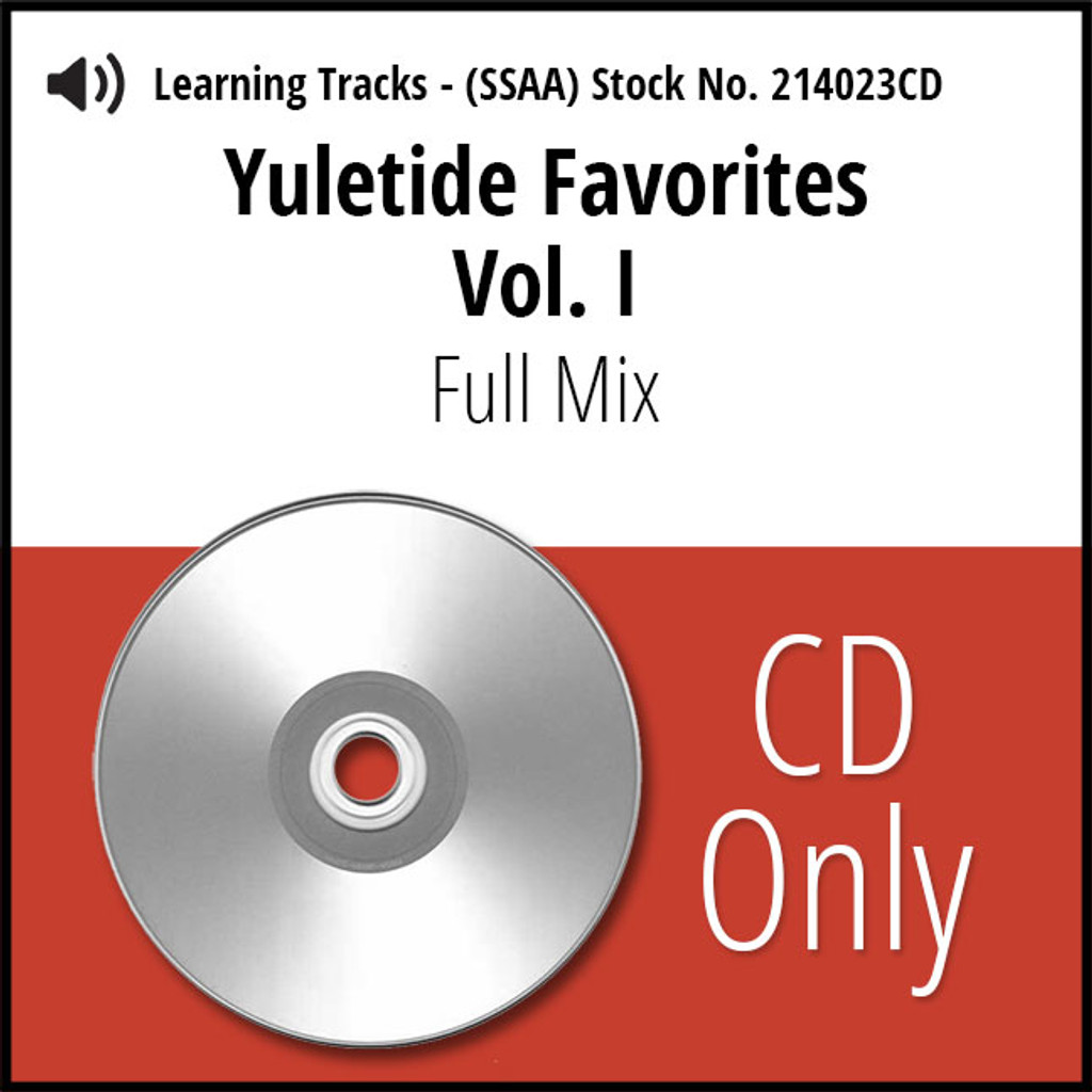 Yuletide Favorites Vol. I - CD Listening Demo (SSAA) - (FULL MIXES ONLY) for 214017