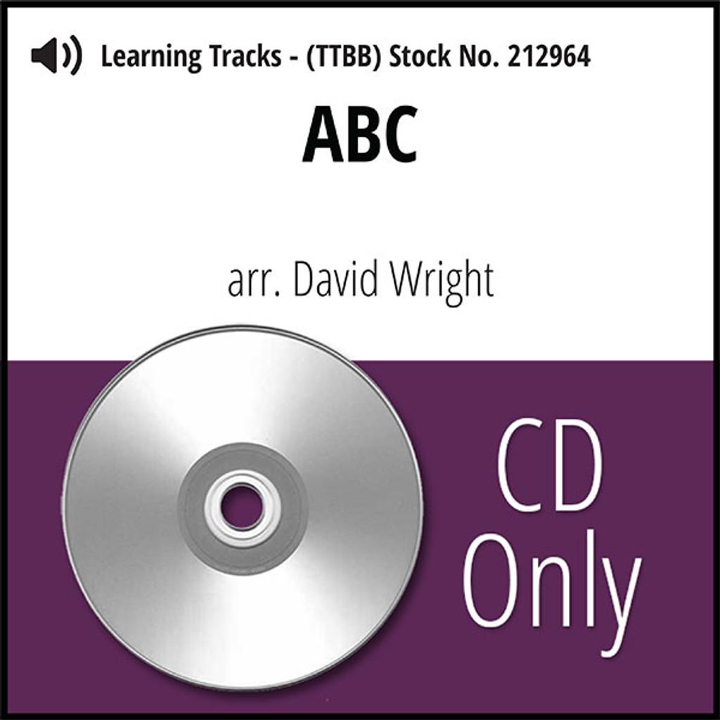 ABC (TTBB) (arr. Wright) - CD Learning Tracks for 211564