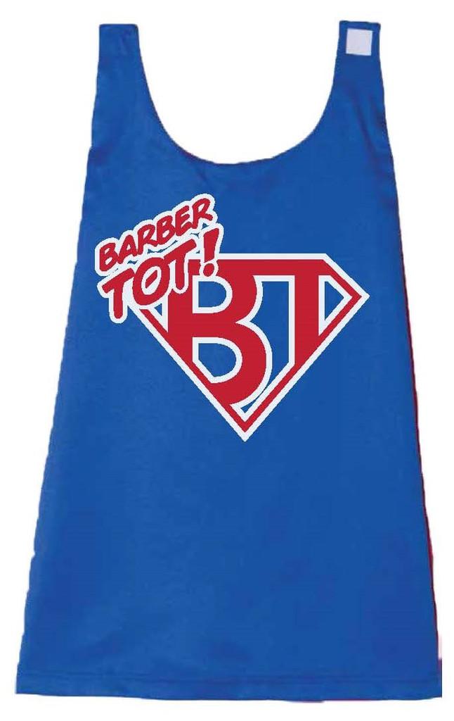 Barber Tot Cape