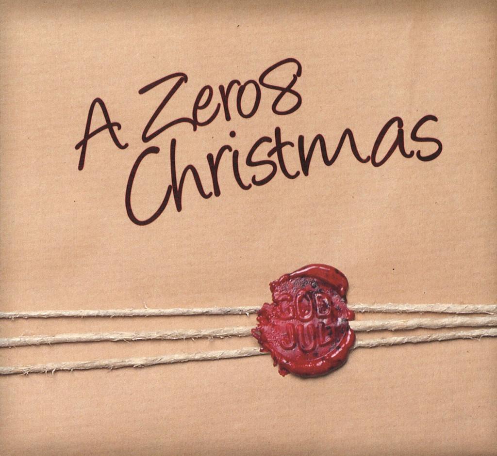 Zero 8 - Christmas CD