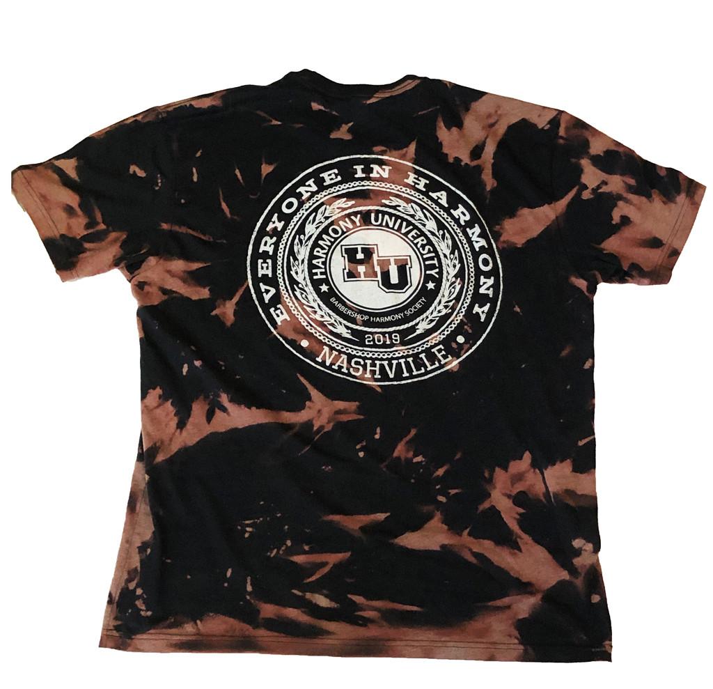 2019 HU Tie Dye HU T-Shirt