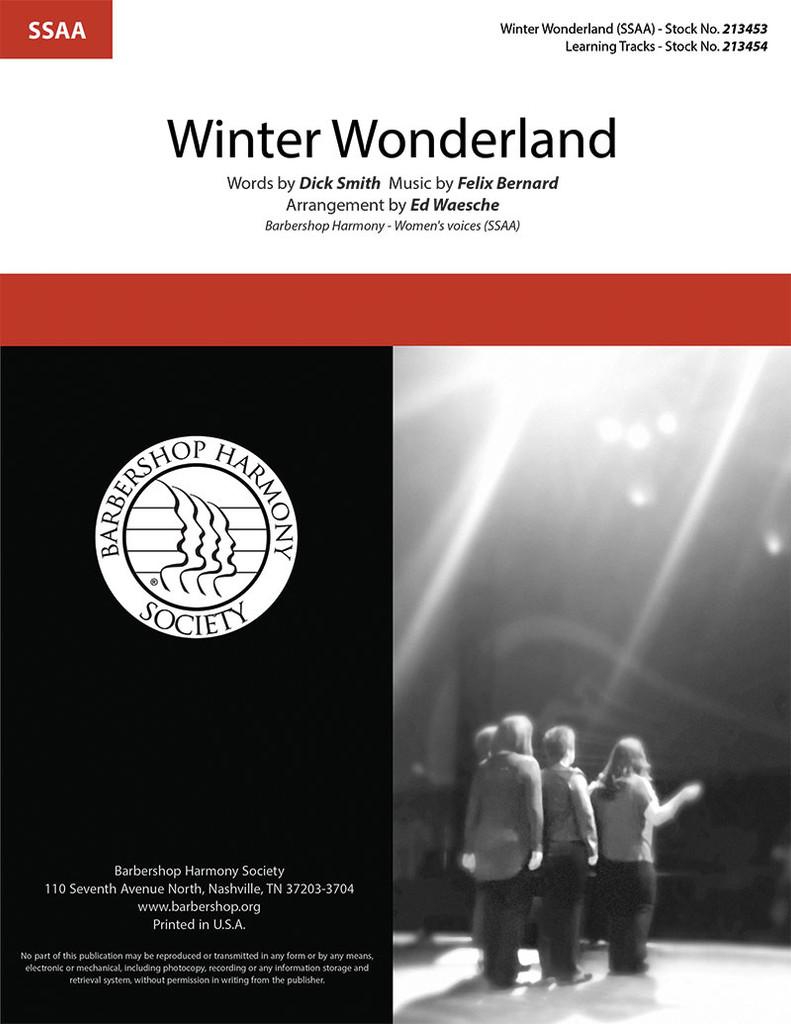 Winter Wonderland (SSAA) (arr. Waesche)