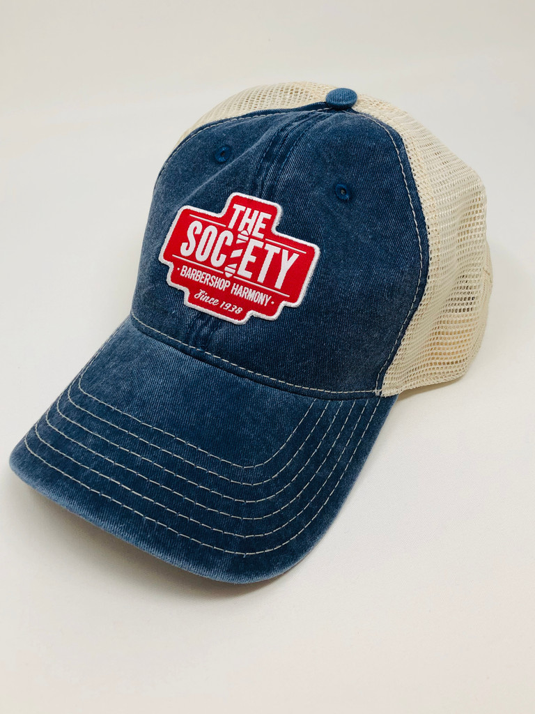 The Society Patch Hat