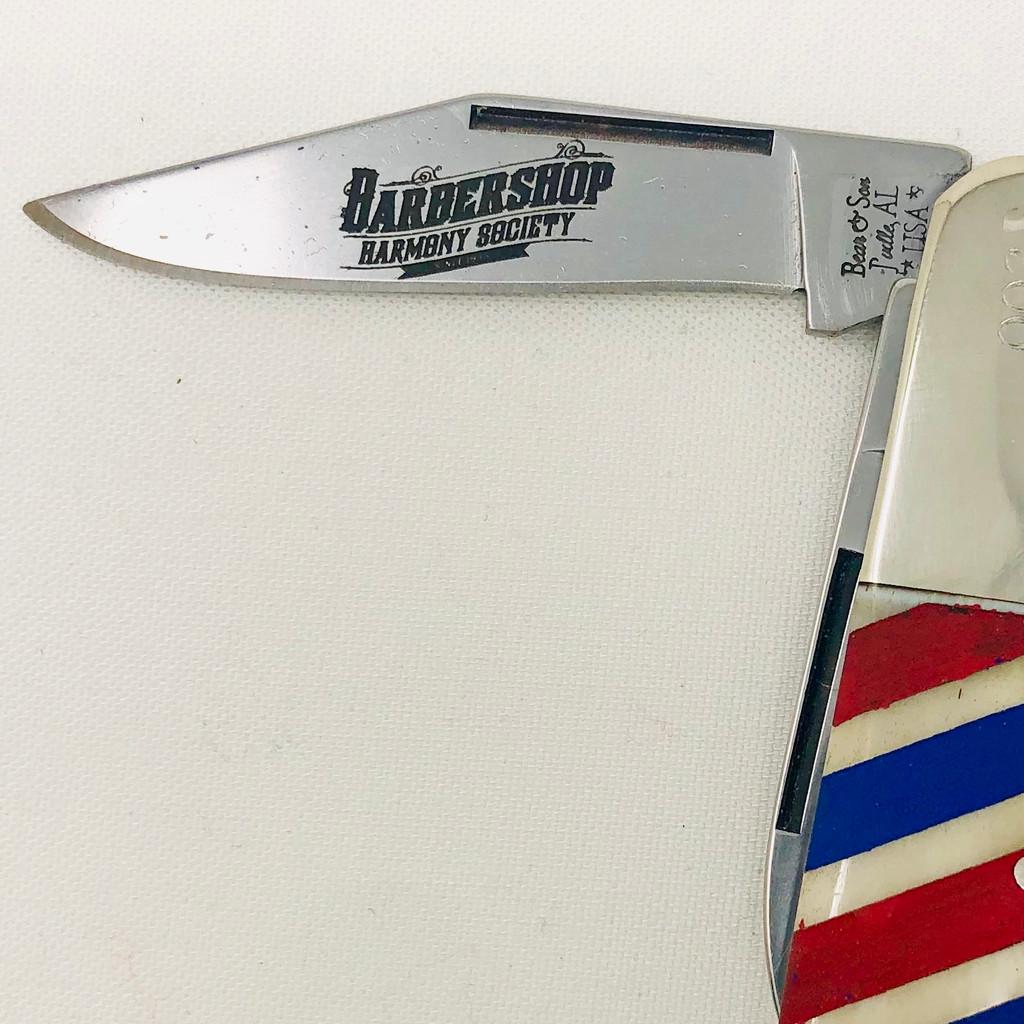 Pocket Knife by Bear & Son