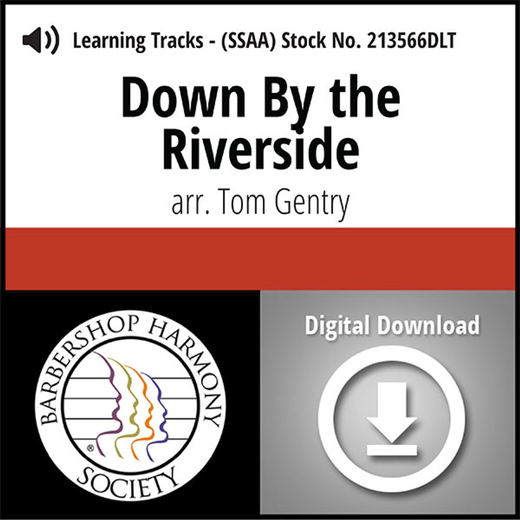 Down By the Riverside (SSAA) (arr. Gentry) - Digital Learning Tracks for 213565