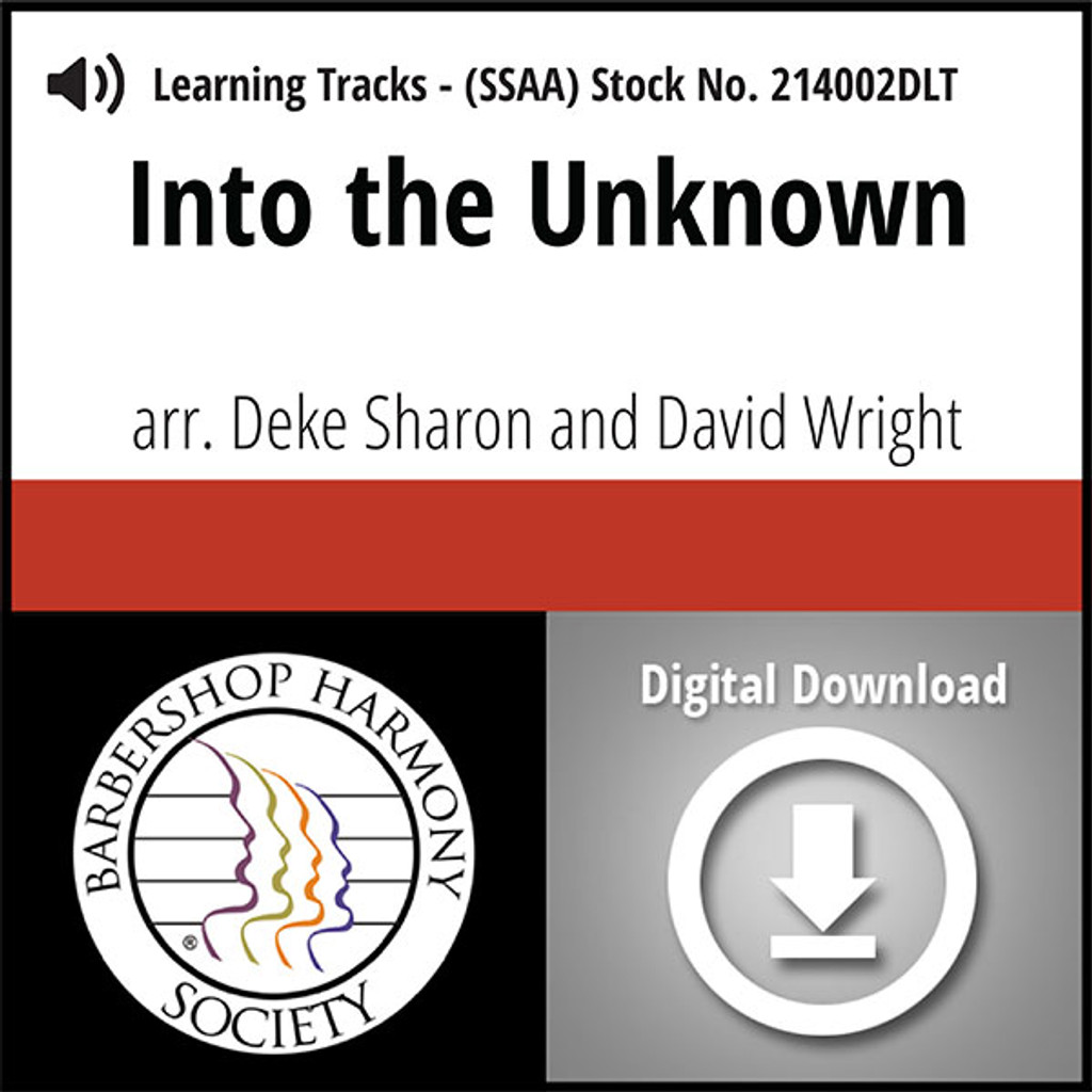 Into the Unknown (SSAA) (arr. Sharon & Wright) - Digital Learning Tracks for 213999