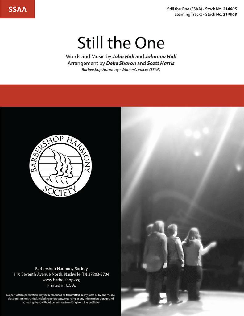 Still the One (SSAA) (arr. Sharon & Harris)