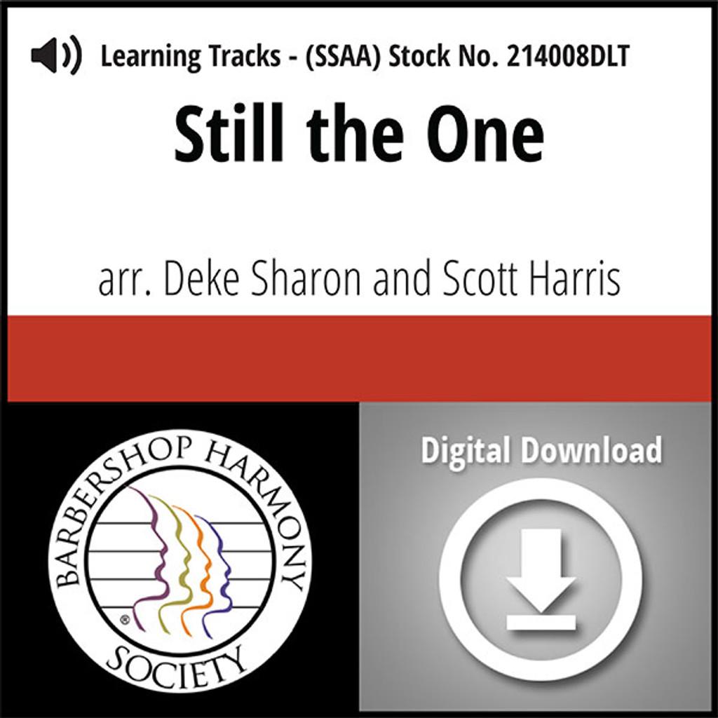 Still the One (SSAA) (arr. Sharon & Harris) - Digital Learning Tracks for 214005