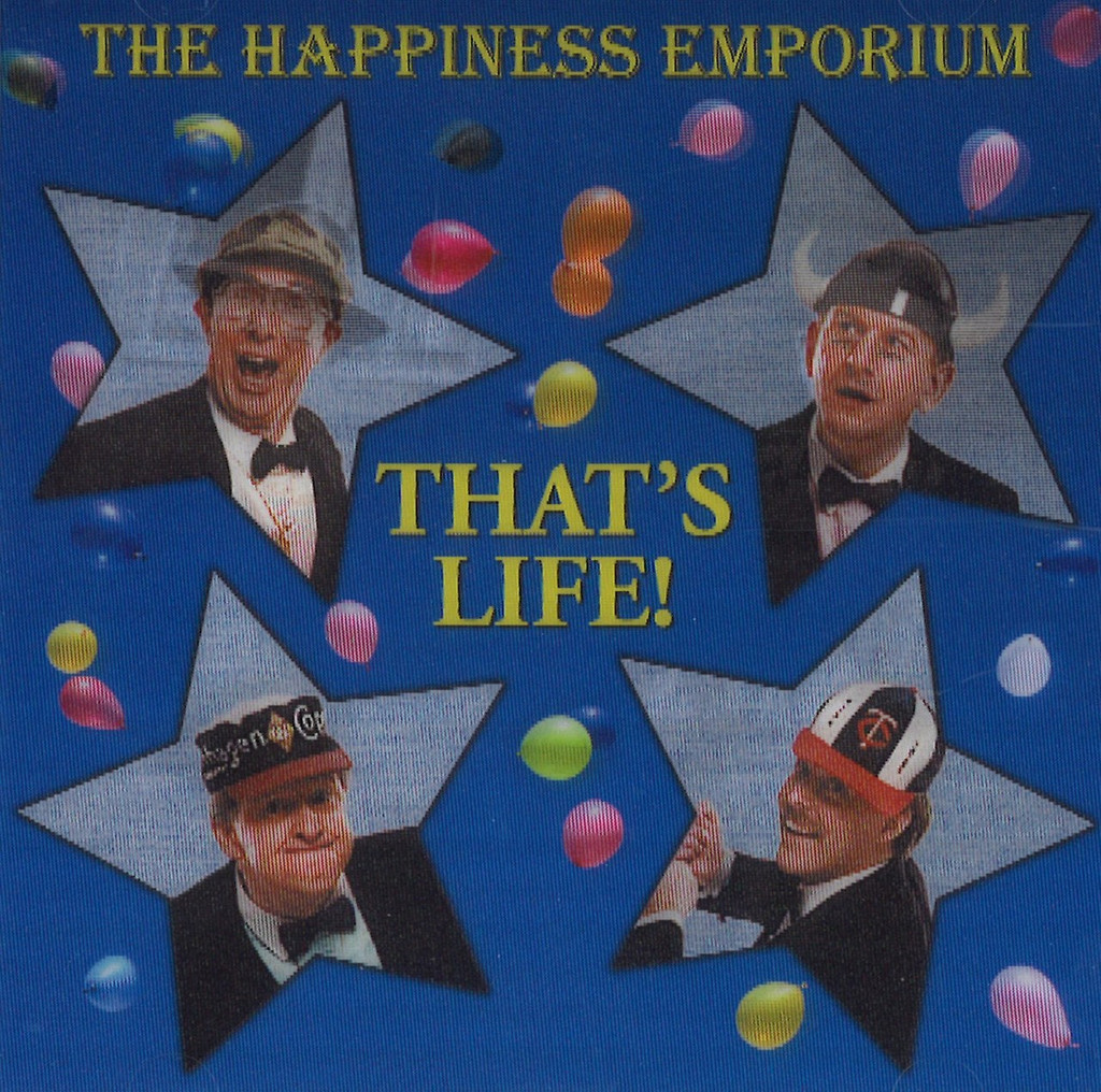 Happiness Emporium -THAT'S LIFE-CD