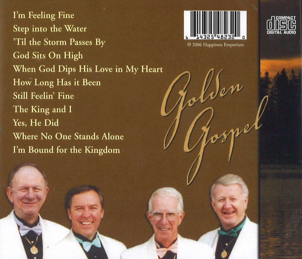 Happiness Emporium - Golden Gospel CD