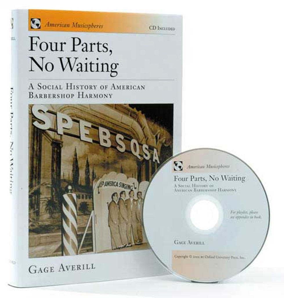 Four Parts, No Waiting Book by Gage Averill