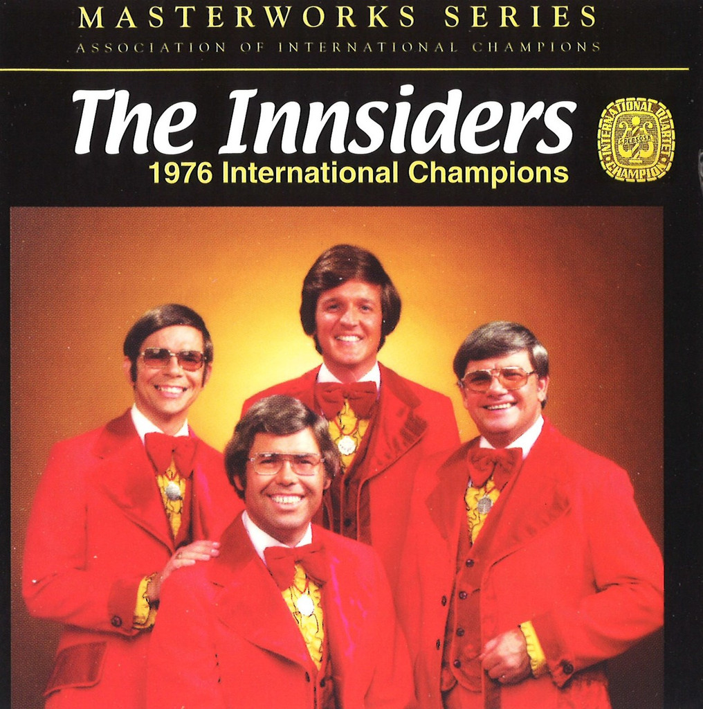 The Innsiders - AIC Masterworks CD