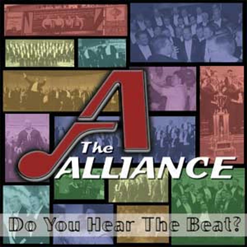 Alliance Chorus-Do You Hear The Beat-CD