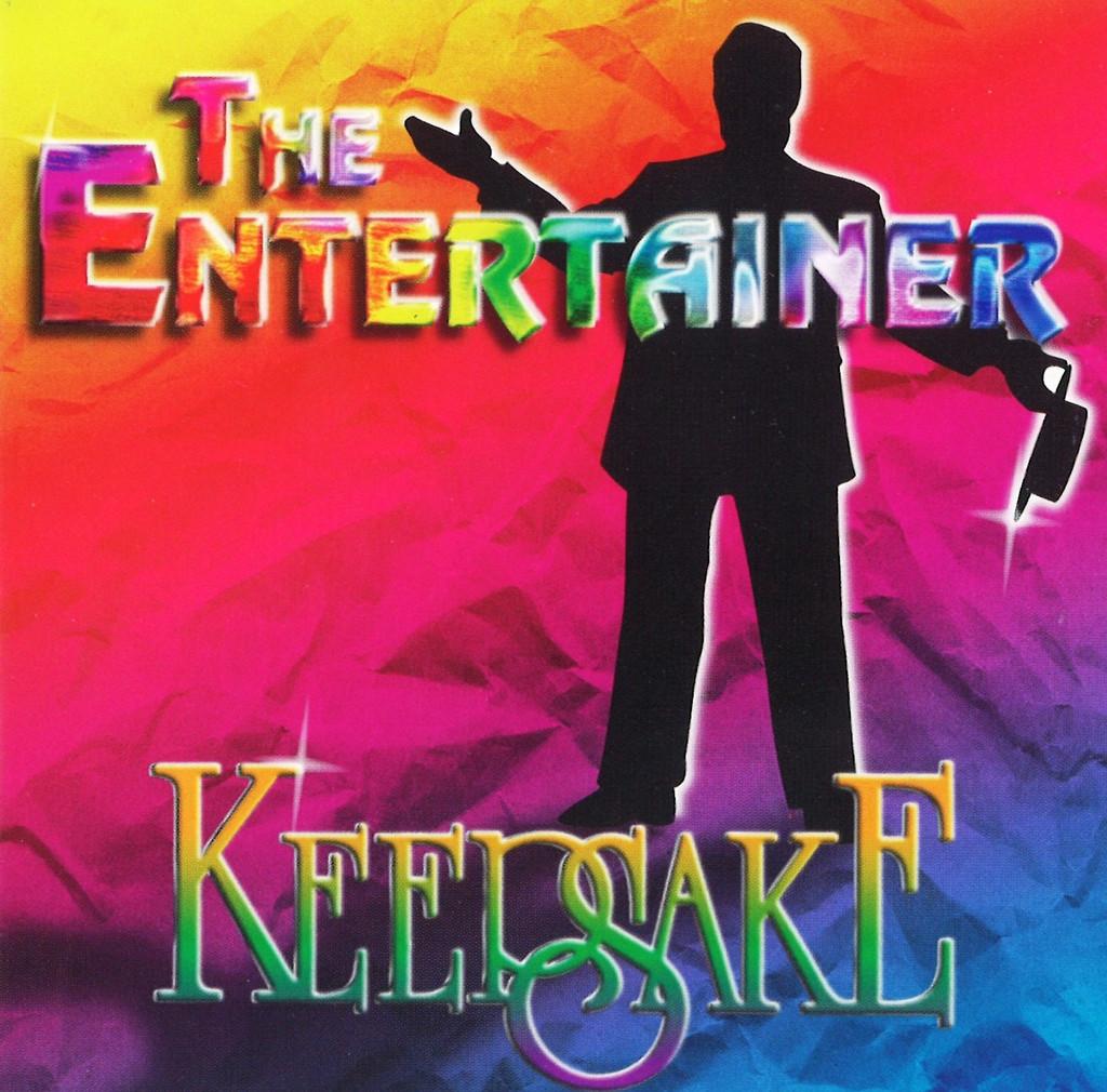 Keepsake - The Entertainer CD