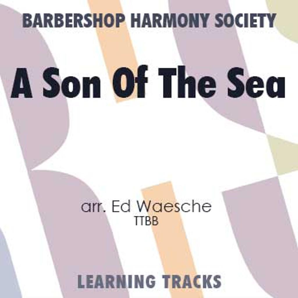 A Son Of The Sea (TTBB) (arr. Waesche) - CD Learning Tracks for 200543