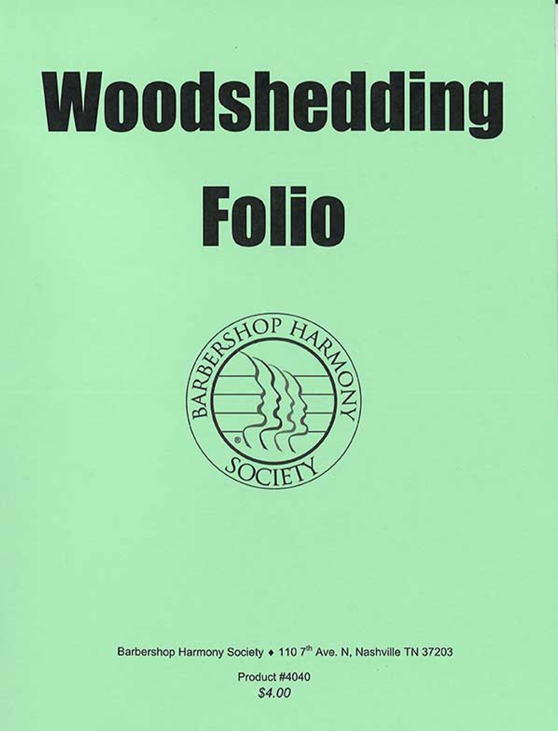 Woodshedding Folio
