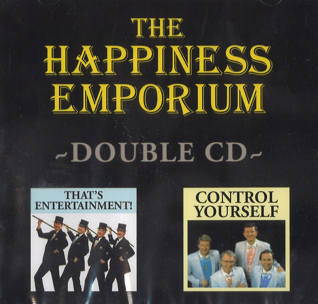Happiness Emporium - Control Yourself & That's Entertainment Double CD