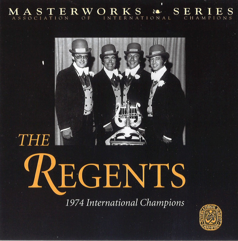 The Regents - AIC Masterworks CD