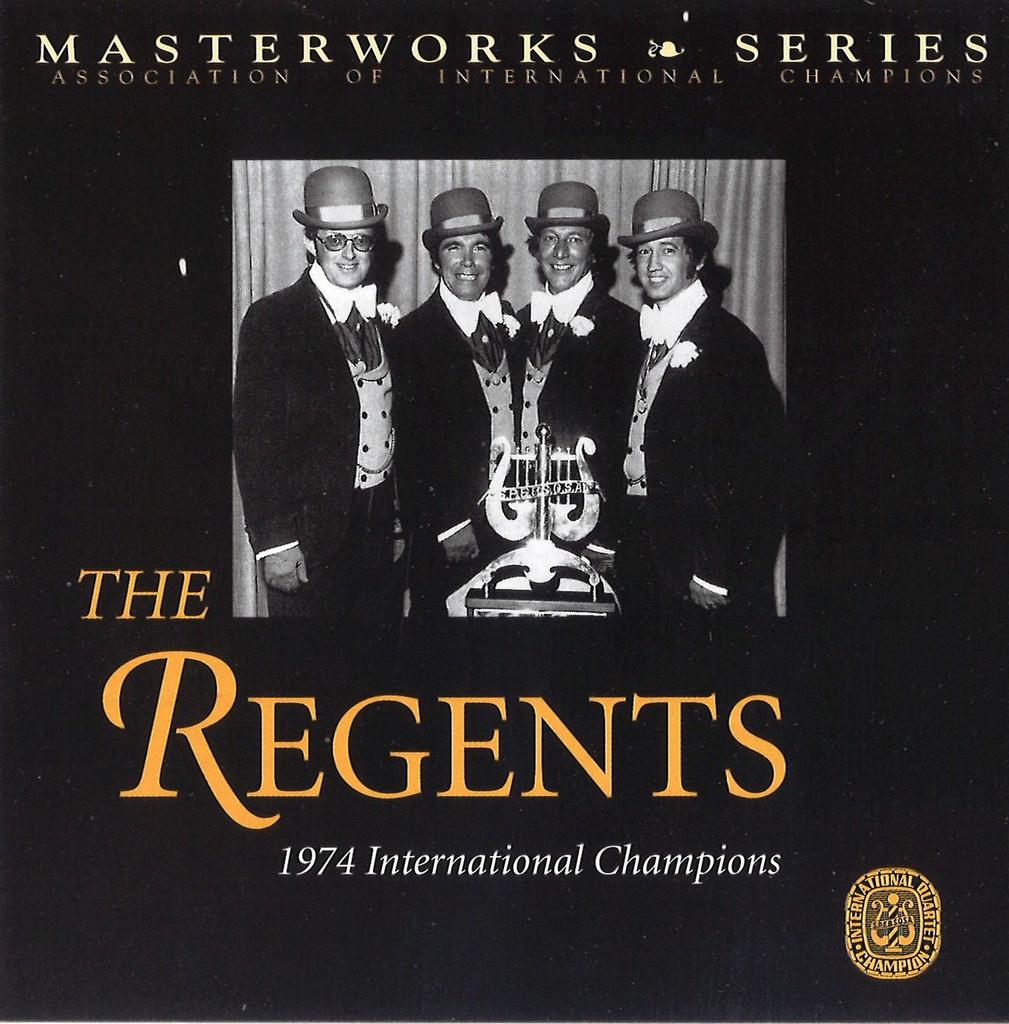 The Regents - AIC Masterworks CD
