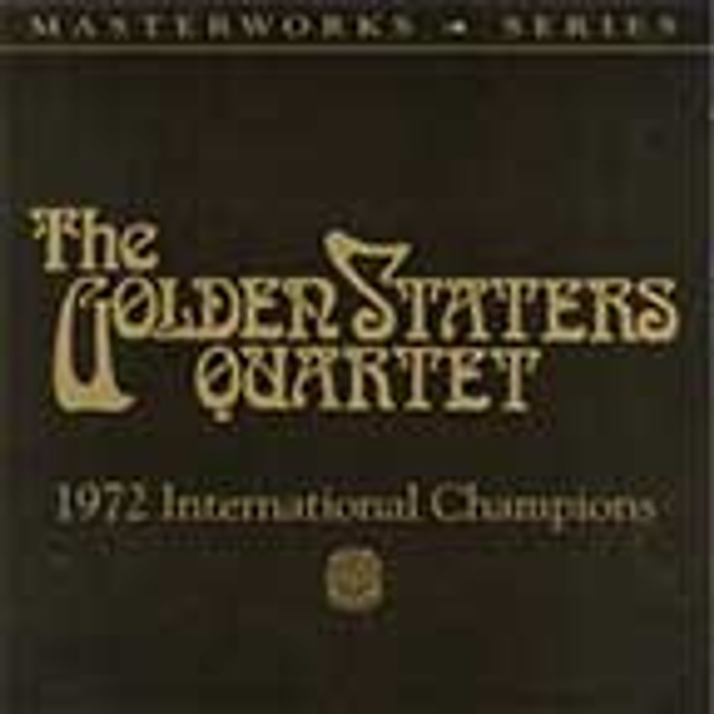 The Golden Staters Quartet - AIC Masterworks CD