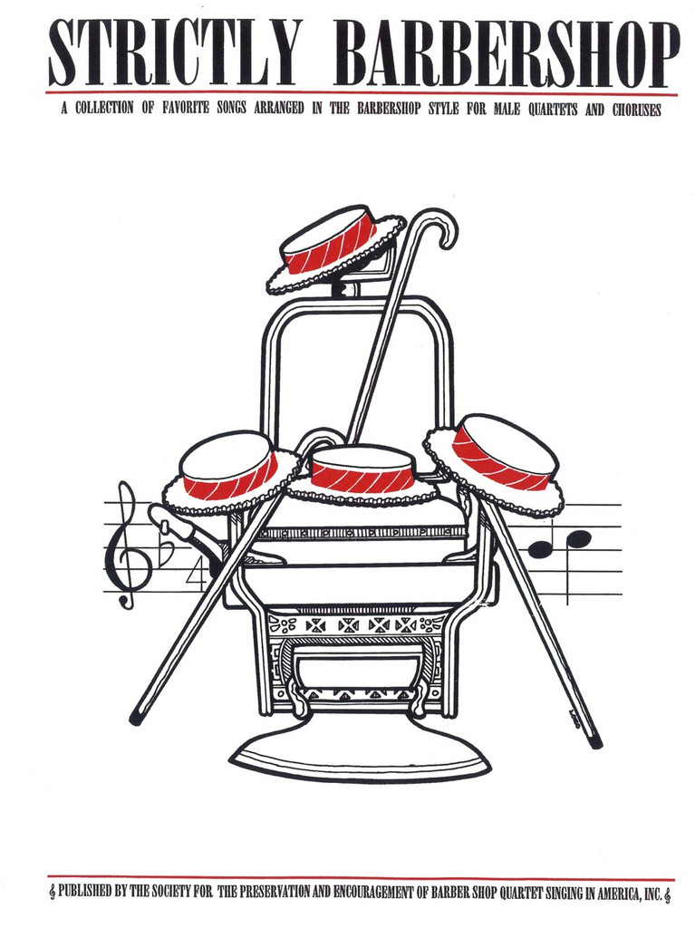 Strictly Barbershop Songbook