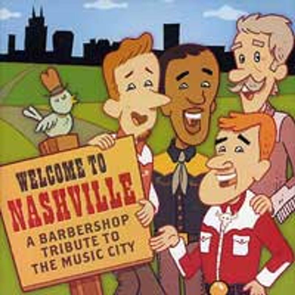 Welcome To Nashville CD