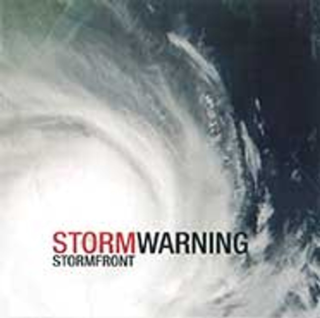 Storm Front Storm Warning CD