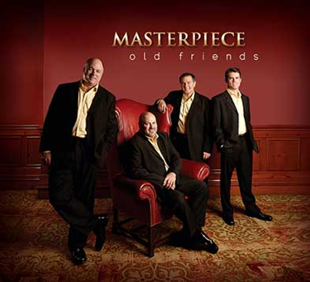 Masterpiece - Old Friends CD