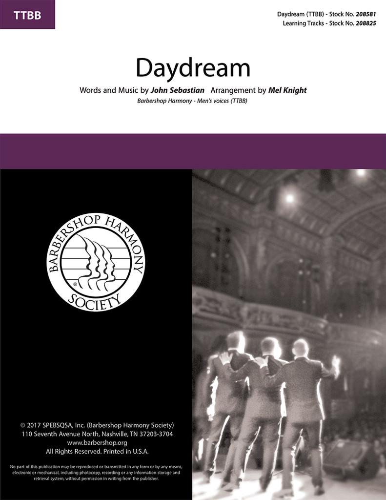 Daydream (TTBB) (arr. Knight)