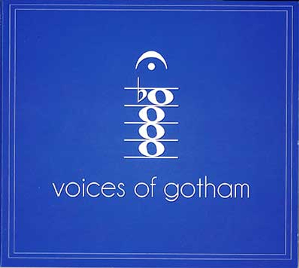 Voices of Gotham CD