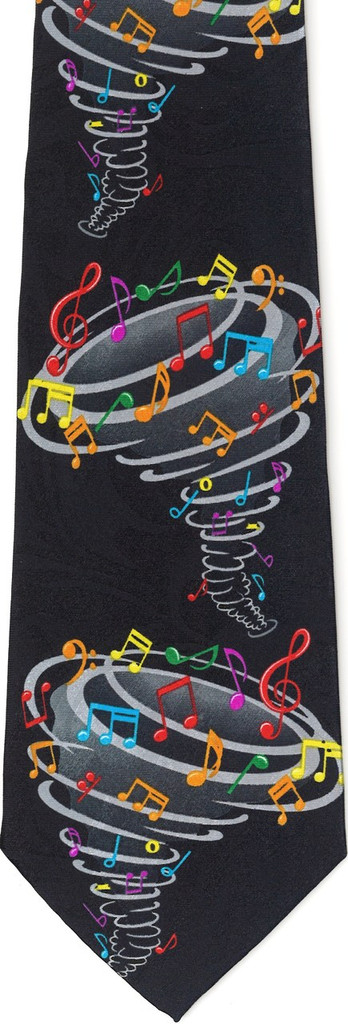 Tie - Musical Storm