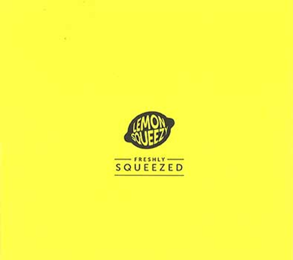 Lemon Squeezy - Freshly Squeezed CD