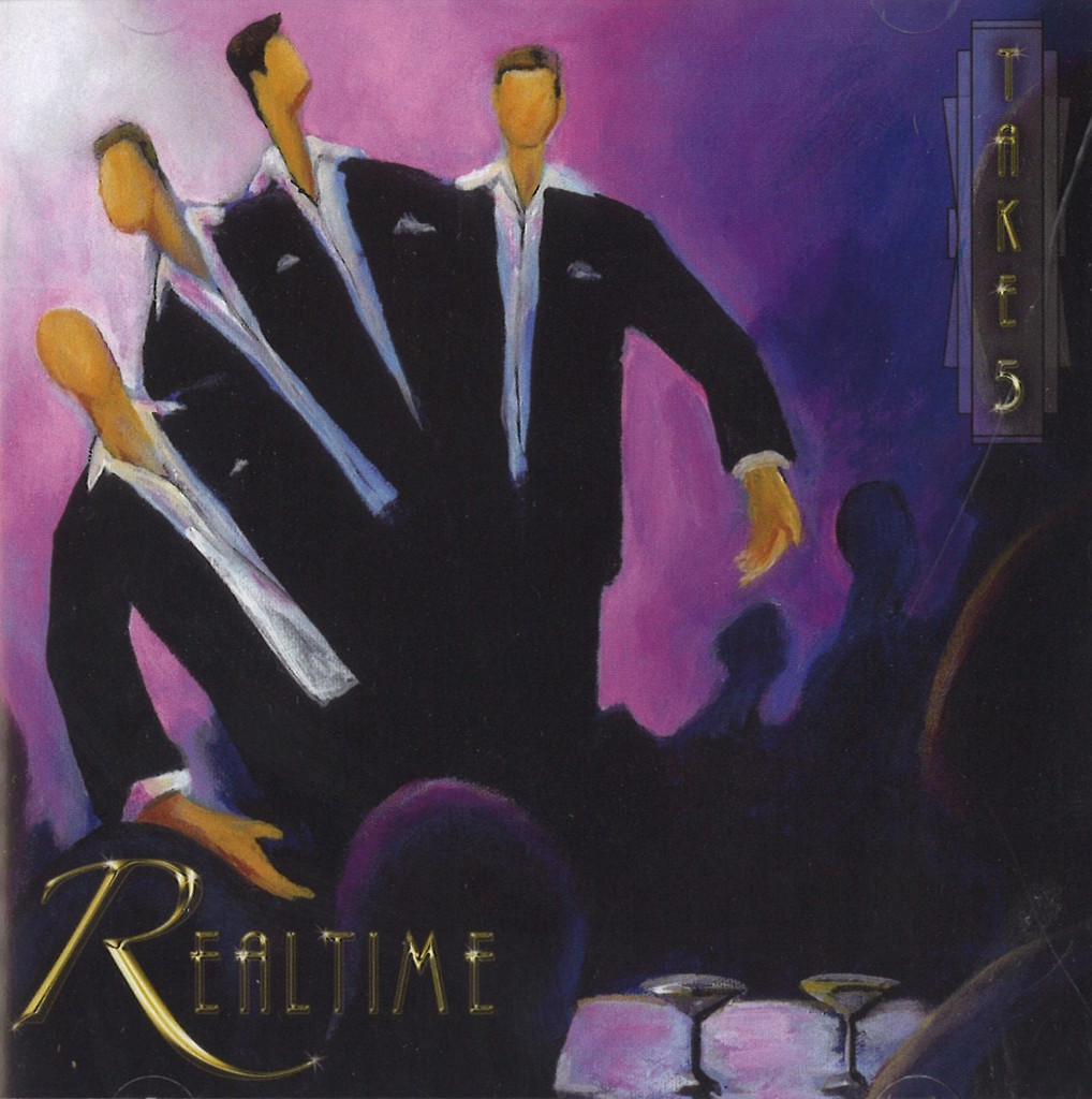 Realtime - Take 5 CD