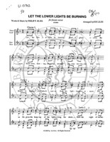 Let The Lower Lights Be Burning (SSAA) (arr. Joe Liles)-Download-UNPUB