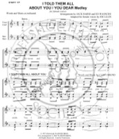 I Told Them All About You/You Dear (SSAA) (arr. Ed Waesche)-Download-UNPUB