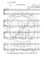 Silhouettes (SSAA) (arr. Tom Gentry)-Download-UNPUB