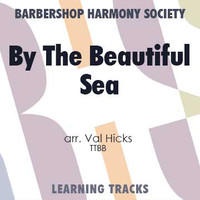 By The Beautiful Sea (TTBB) (arr. Hicks) - CD Learning Tracks for 7123