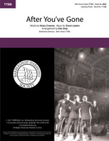 After You've Gone (TTBB) (arr. Gray)