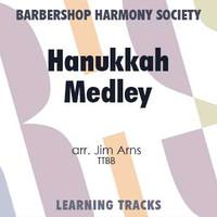 Hanukkah Medley: Rock Of Ages (TTBB) (arr. Arns) - CD Learning Tracks for 7731