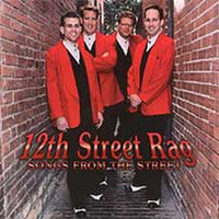 12th Street Rag - Songs from the Street CD