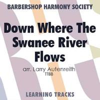 Down Where The Swanee River Flows (TTBB) (arr. Autenreith) - CD Learning Tracks for 11305