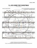 I'll Be Home For Christmas 5 (TTBB) (arr. Theo Hicks)-Download-UNPUB
