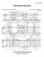 Rhythm Of The Rain 2 (TTBB) (arr. Jon Nicholas)-Download-UNPUB